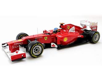 Click Here for Ferrari F1 Model Cars (Diecast)