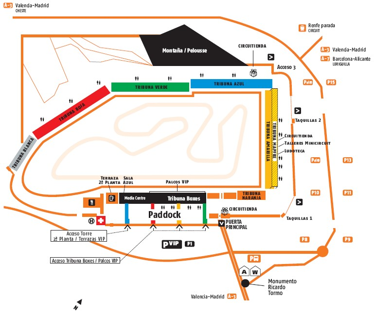 Circuit Motogp   MotoGP 2017 Info, Video, Points Table