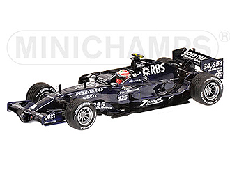 Click Here for Williams F1 Model Cars (Diecast)